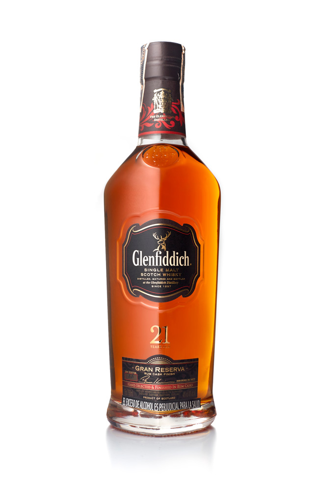 FBotella de whisky